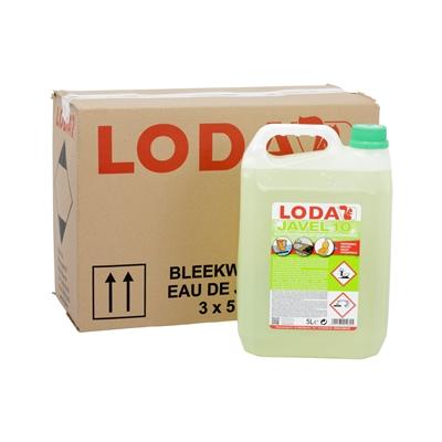 209996d eau de javel 12 pin 6x2l boma tout pour le for Nettoyage mur exterieur eau de javel